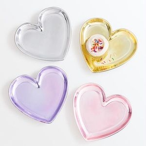 Martha Stewart Collection Heart Shaped Dishes
